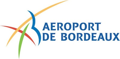 logo aéroport de bordeaux