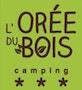 logo camping l'orée du bois