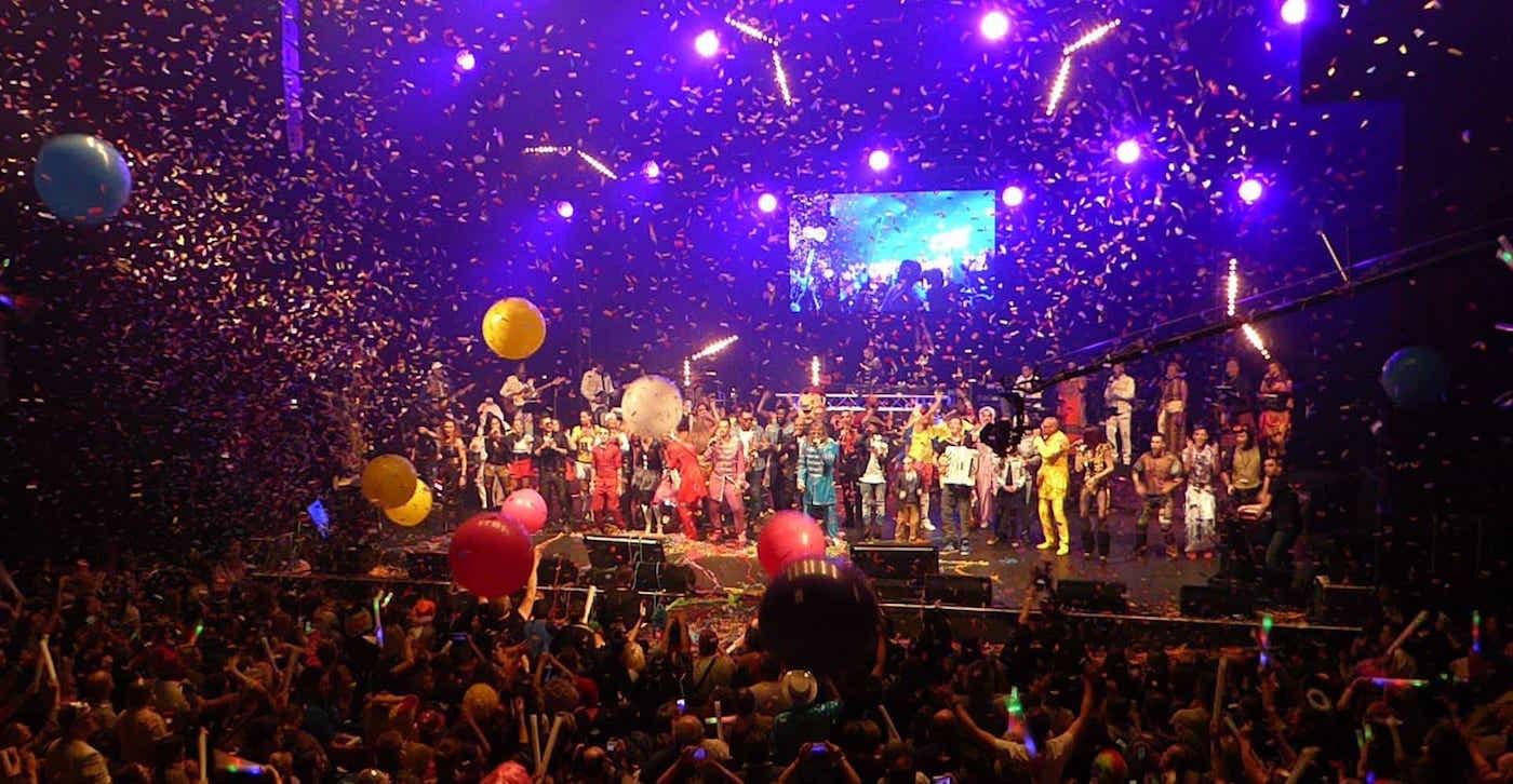 concert collectif métissé olympia paris