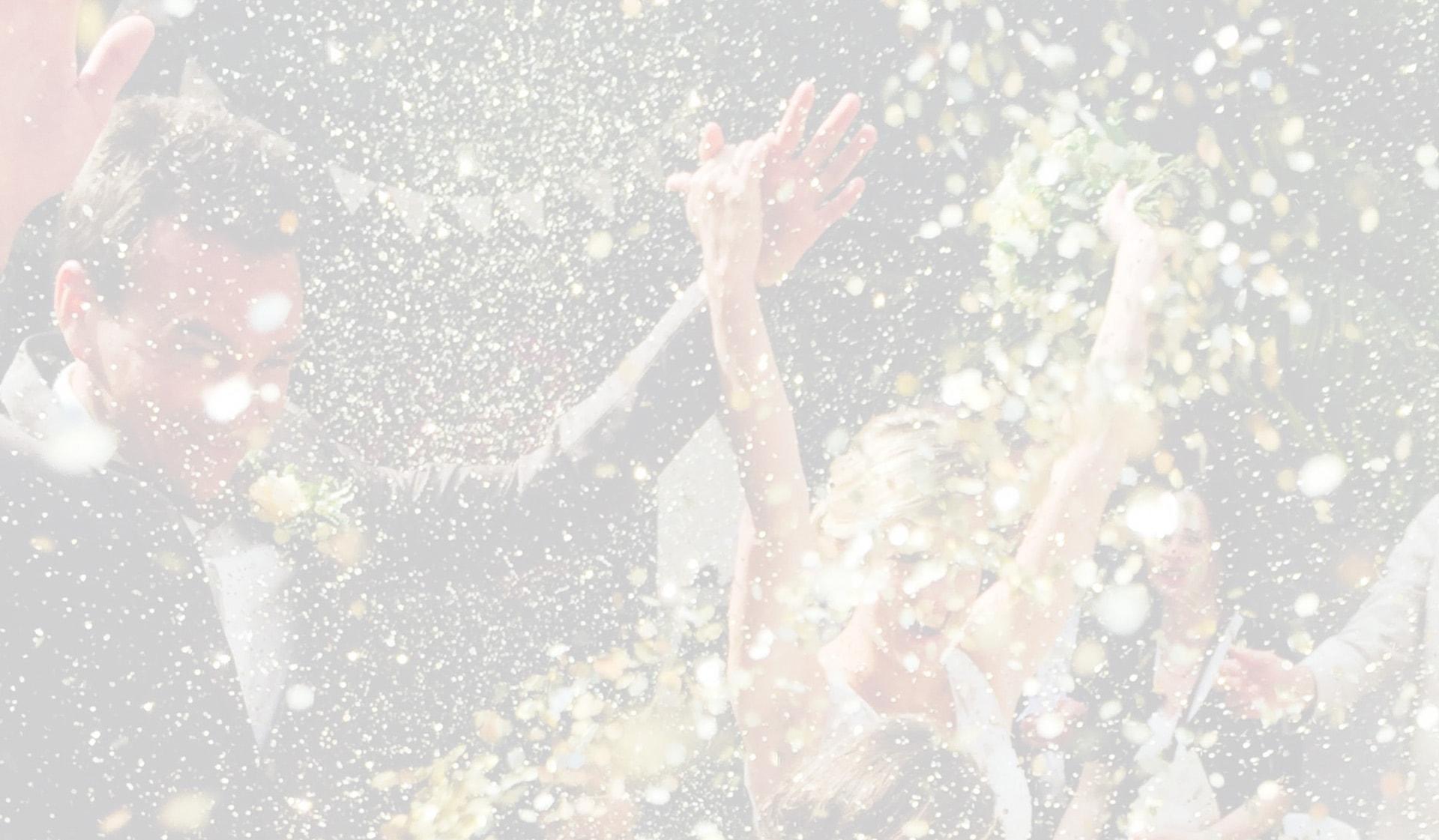 confettis mariage événements