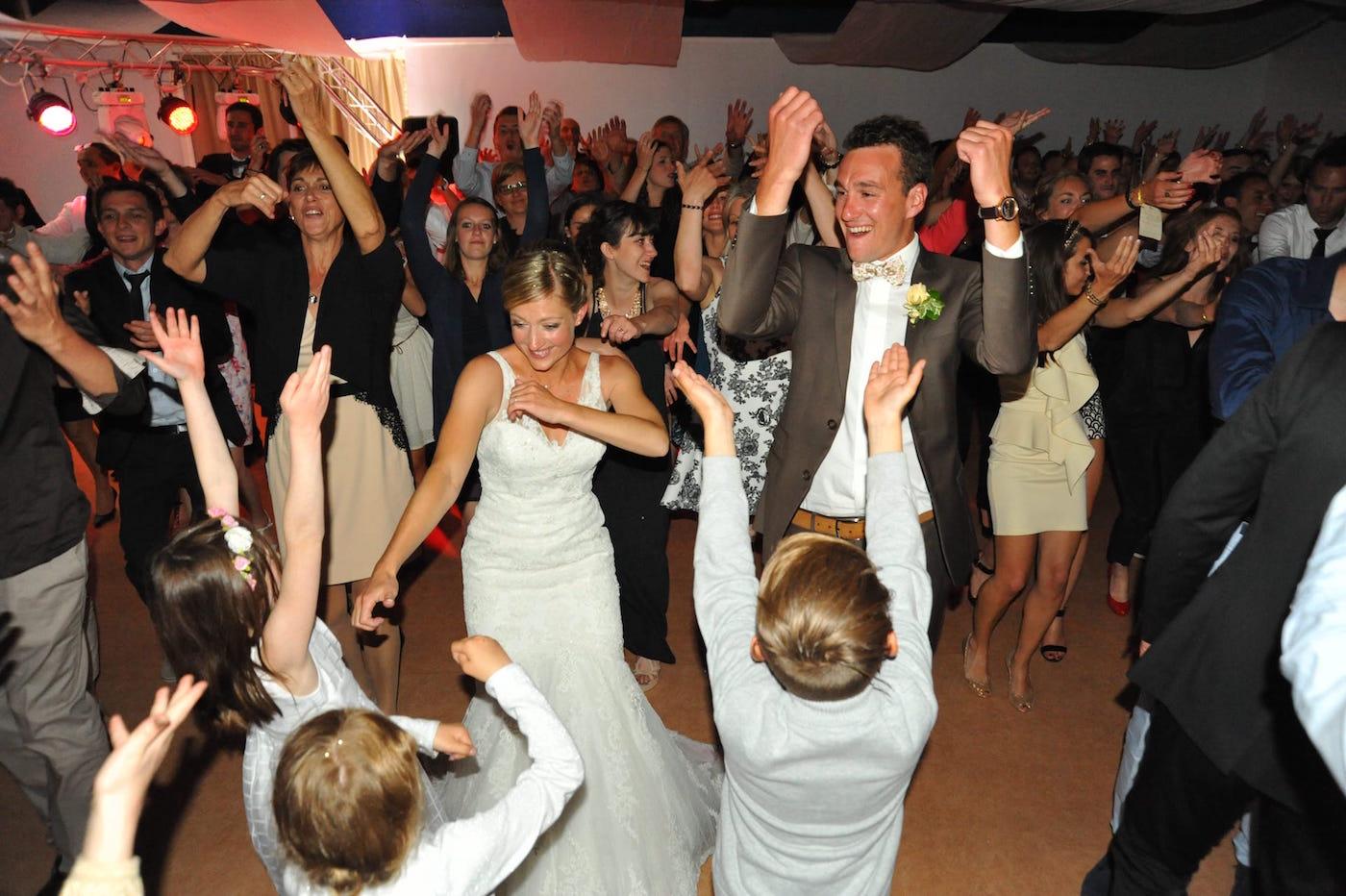soirée mariage ALS