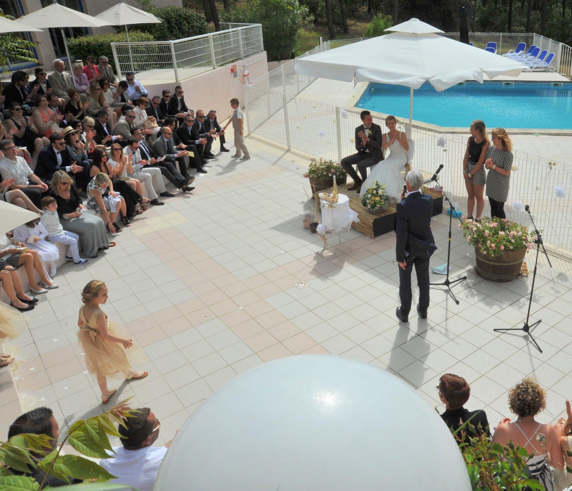 sonorisation mariage estival